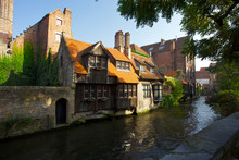 Houses On The Canal