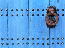 Ancient Arabic Door