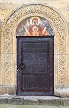 Door And Icon Above It, Gelati...