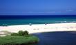 Paradise beach in island Sardinia, Italy.
