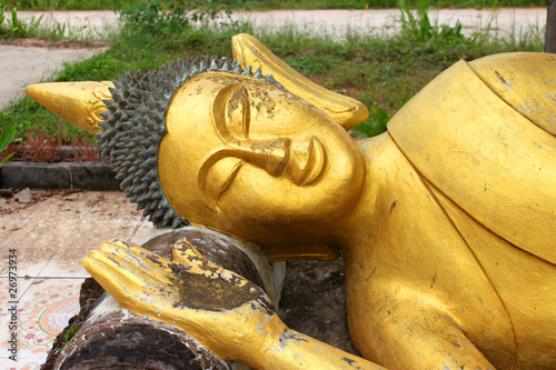 reclining buddha