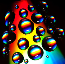 Drops From A Rainbow