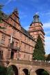 Schloß Johannisburg, Eingangsbereich, Aschaffenburg