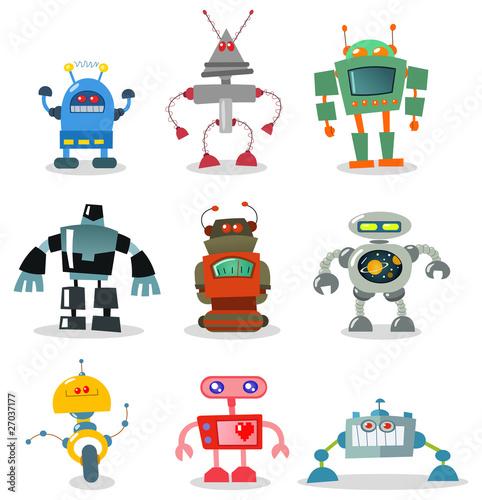 Photo  Robots