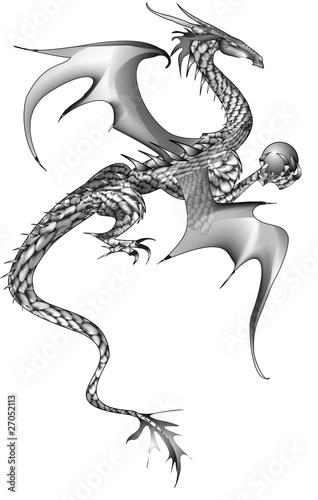 Drachen Tattoo Vorlage Tattoos Drachen Drachen