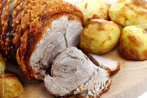 Photo  Roast Pork