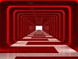 red corridor