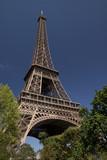 Fototapeta Wieża Eiffla - Tower Tower