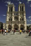 Fototapeta Fototapety Paryż - Cathedrale