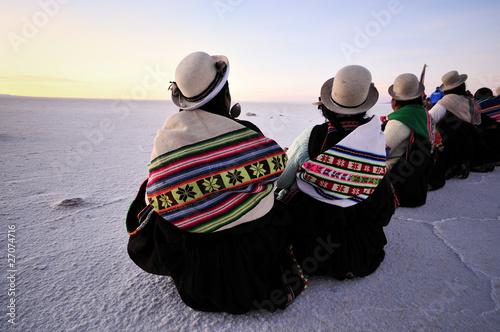 Photo Capodanno Aymara