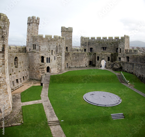 Caernarfon Castle, Wales #27075996