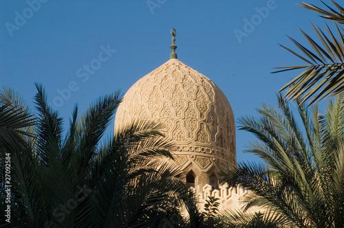 Fényképezés  Abu Abbas Moschee