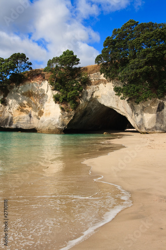 Foto op Canvas Cathedral Cove Cathedral Cove Coromandel Arch