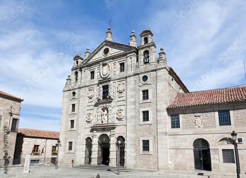 Fotografie, Obraz  the Church of St Teresa of Avila