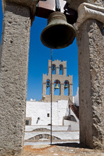 Bells And Bell-towers Of St John The Theologian Monastery