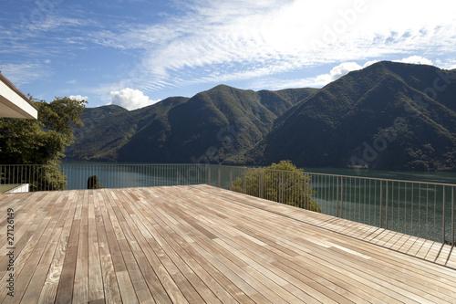 Fotografia nice terrace