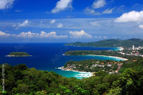 Fotografie, Obraz  Phuket viewpoint, Thailand