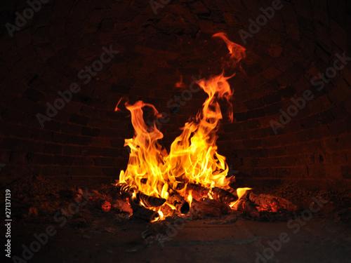 All' interno del forno #27137139