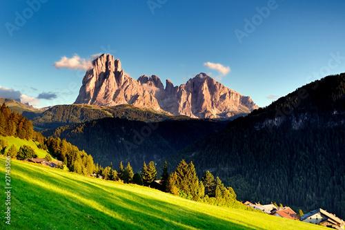 Photo  Dolomiti, Alpi, Sassolungo, Val Gardena
