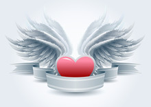 Angel Love Banner