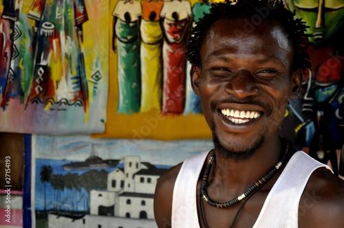 Obraz na plátně Rastafari 3