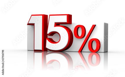 Fotografie, Obraz  15 Prozent