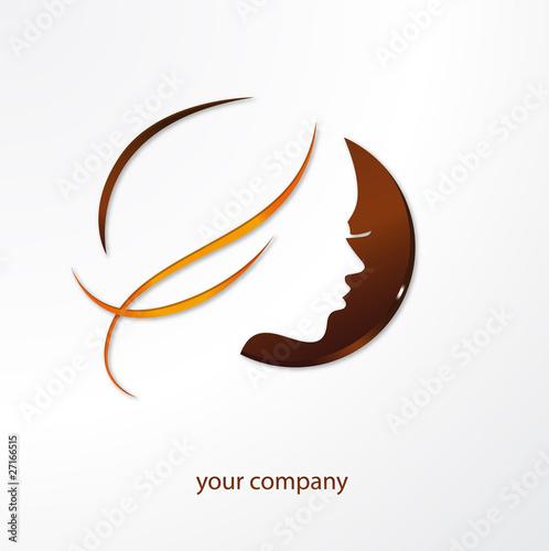 Logo Entreprise Esthetique Coiffure Kaufen Sie Diese