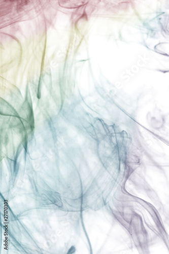 Keuken foto achterwand Fractal waves Smoke background for art design or pattern