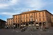 Piazza Della Rocca - Viterbo, Italy