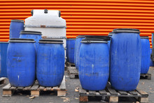 Blue Drums