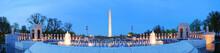 Washington Monument Panorama, ...