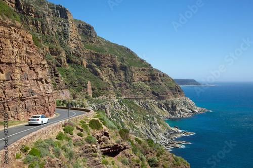 Poster Afrique du Sud Chapman's Peak Drive