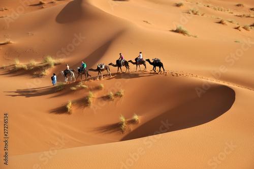 Canvas Prints Morocco sahara