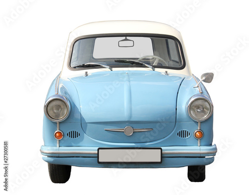 Fotobehang Vintage cars car