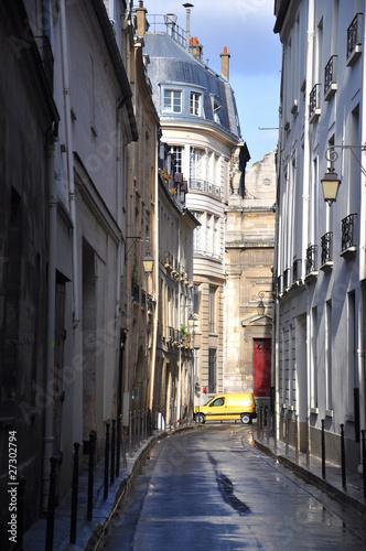 Fotografie, Obraz  Ruelle à Paris
