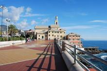 Genova, La Fine Di Corso Itali...
