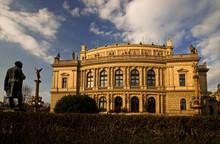 View Of Rudolfinum