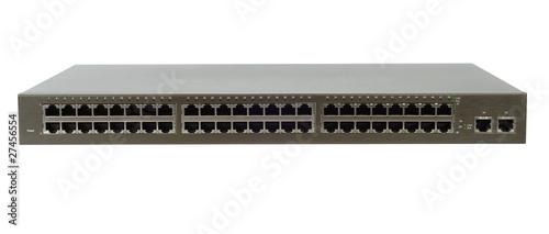 Cuadros en Lienzo Network Switch