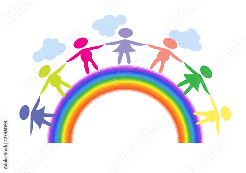 Recess Fitting Rainbow Rainbow
