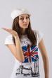 Studentessa in Inghilterra