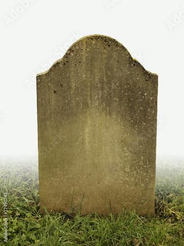 grave stone Fototapete