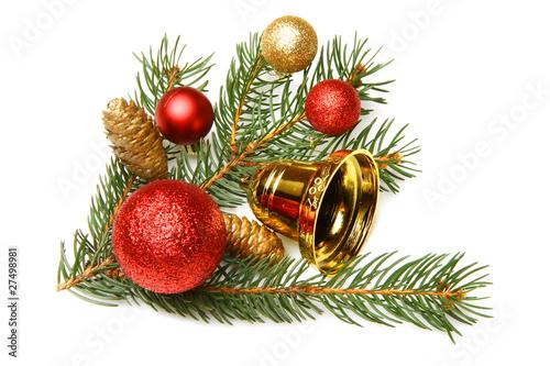 Photo decorazione natalizia