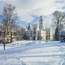 Hluboka Nad Vltavou Chateau, C...