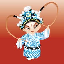 Peking Opera People