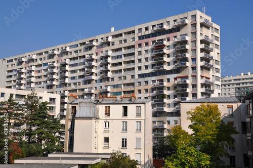 Photo Cité de Paris, France