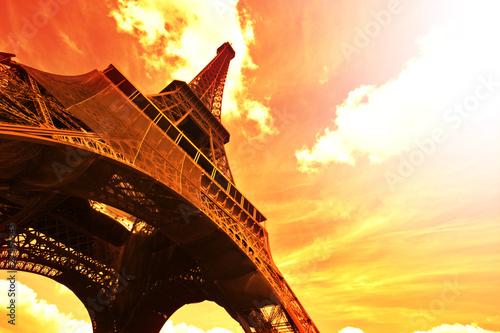 Poster Tour Eiffel Eiffel Tower - Paris