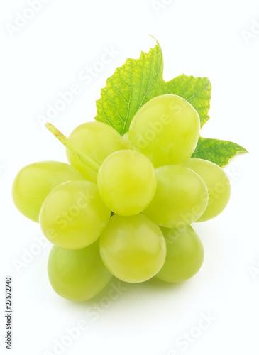 Fotografia, Obraz  Sweet and ripe grapes