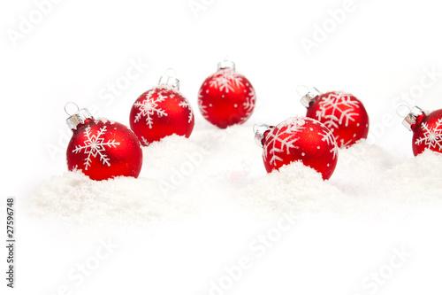 Weihnachtsdeko kugeln baumschmuck christbaumkugeln weihnachtssch kaufen sie dieses foto und - Weihnachtsdeko kugeln beleuchtet ...