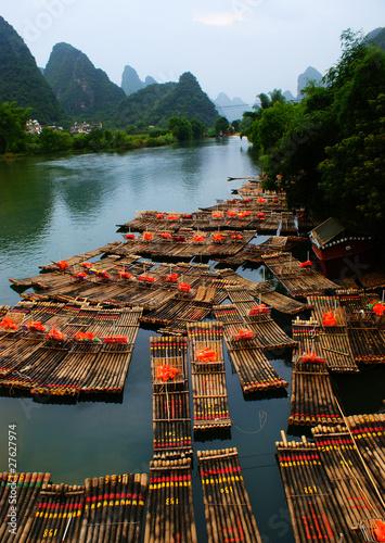 Guilin , Rivière Li