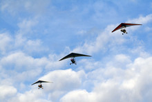 Motorized Hang-gliders